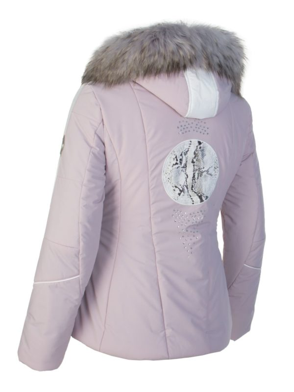 Женская куртка с мехом KIRANA 87190-72 - фото 2