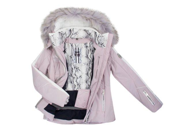 Женская куртка с мехом KIRANA 87190-72 - фото 6