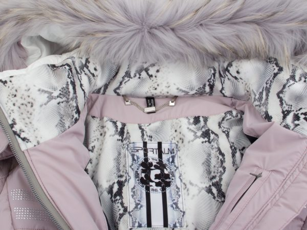 Женская куртка с мехом KIRANA 87190-72 - фото 5