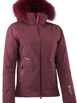 Женская куртка с мехом Rider - фото 23