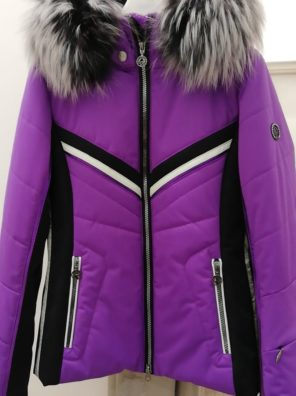 Женская куртка с мехом Sportalm 25147-79 - фото 23