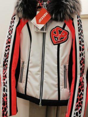 Женская куртка с мехом 92191-75 - фото 17