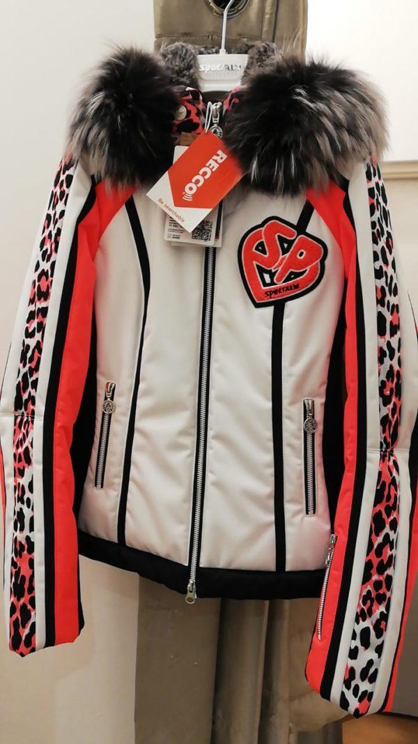 Женская куртка с мехом 92191-75 - фото 1