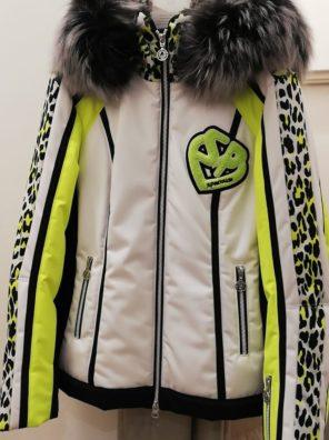 Женская куртка с мехом 92191-60 - фото 19