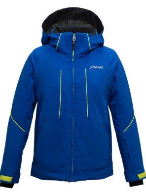 Куртка подростковая для мальчика Phenix Niseko Jr. Jacket - фото 9