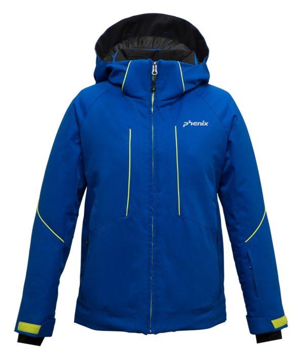 Куртка подростковая для мальчика Phenix Niseko Jr. Jacket - фото 1