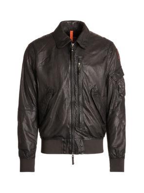 Мужская куртка BRIGADIER LEATHER - фото 20