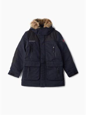 Детская куртка для мальчика W18-2510-JRBY - фото 25
