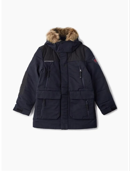 Детская куртка для мальчика W18-2510-JRBY - фото 1
