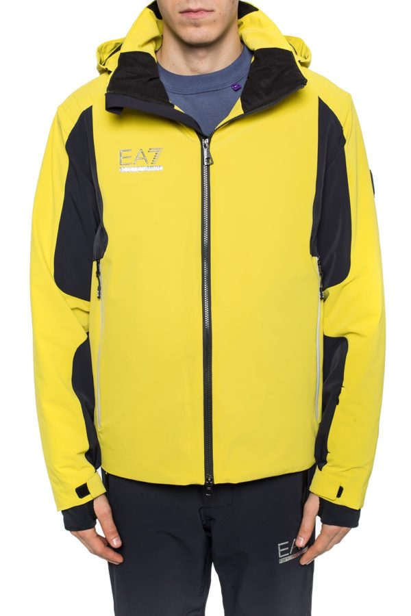 Мужская куртка Emporio Armani - фото 5