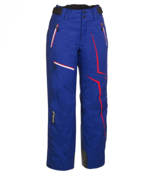 Подростковые брюки для мальчика NORWAY ALPINE TEAM JR. SALOPETT - фото 1