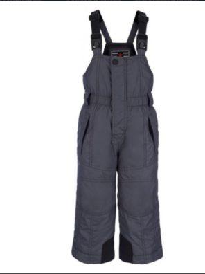 Детские брюки для мальчика серые - фото 3