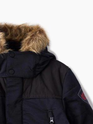 Детская куртка для мальчика W18-2510-JRBY - фото 26