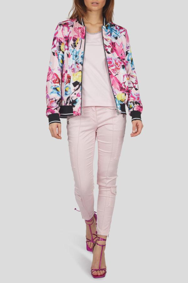 Женская куртка 43036-71 - фото 6
