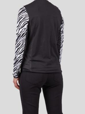 Женская спортивная куртка 72710-59 - фото 4