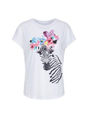 Женская футболка 17719-01 - фото 15