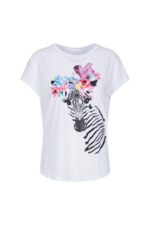 Женская футболка 17719-01 - фото 1
