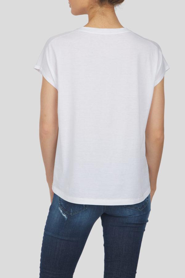 Женская футболка 17719-01 - фото 5