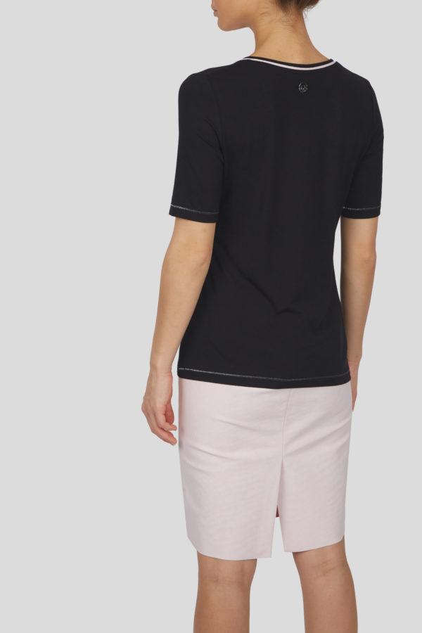 Женская футболка 21823-59 - фото 5