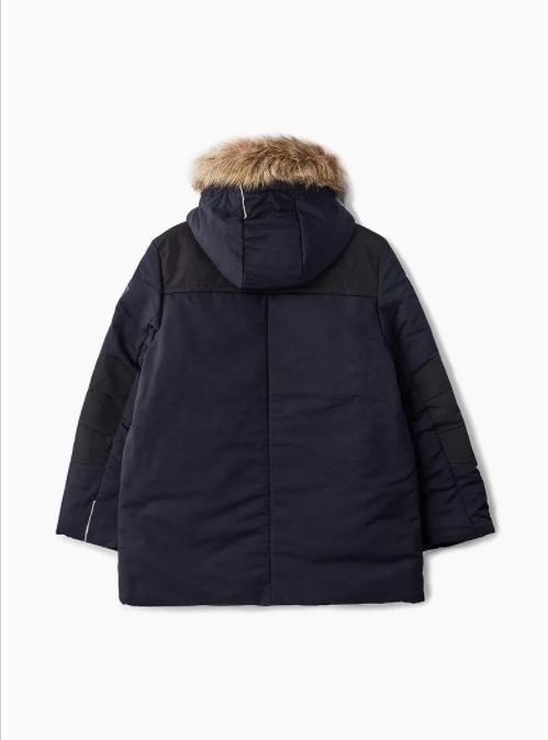 Детская куртка для мальчика W18-2510-JRBY - фото 3