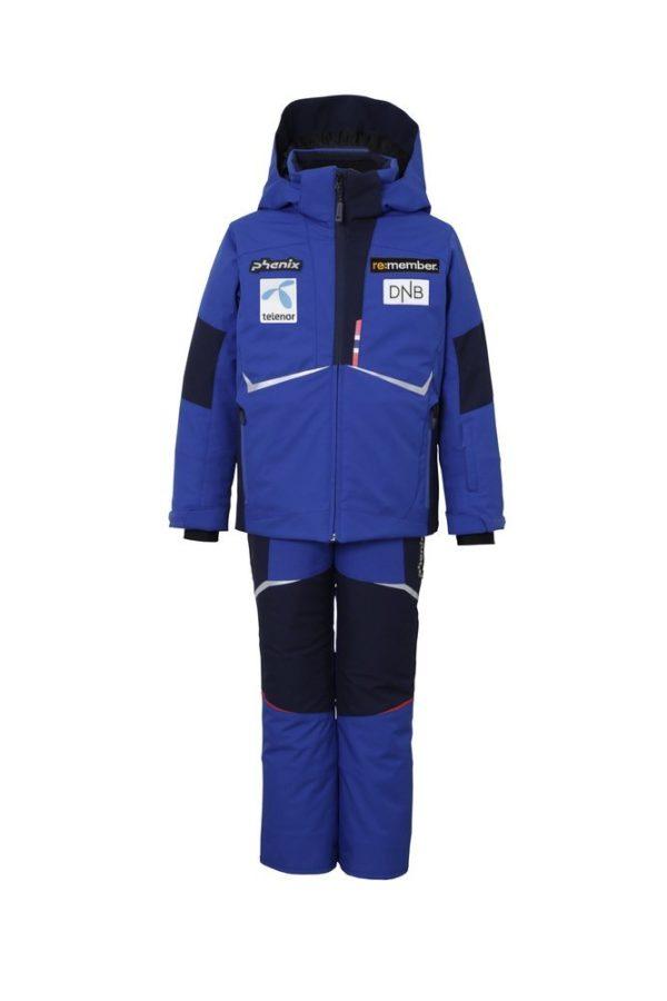 Детский горнолыжный костюм PHENIX Norway Alpine Team Kids Two-piece - фото 1