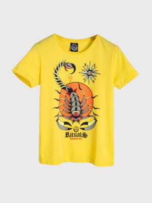Мужская футболка Scorpion Bay MTE3912 - фото 11