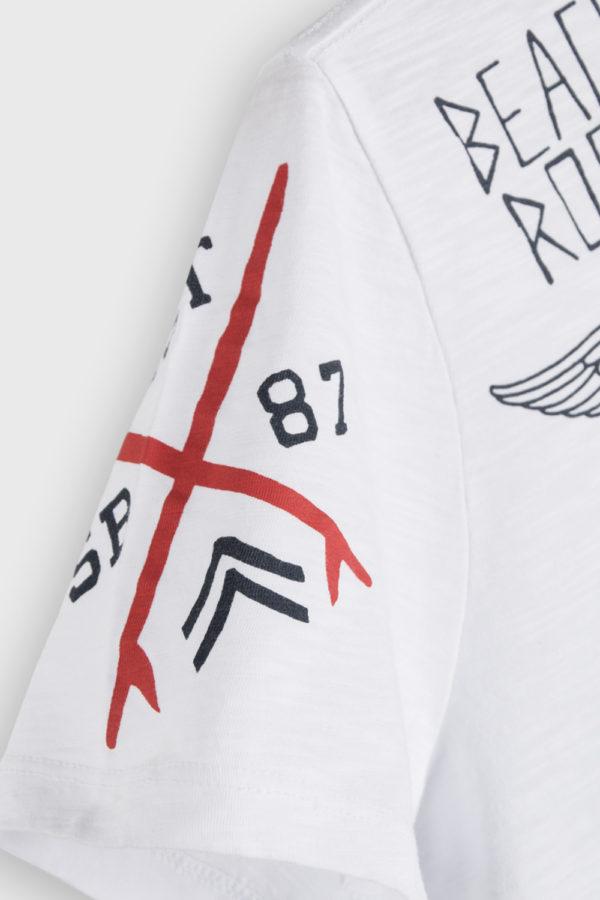 Мужская футболка Scorpion Bay MTE3925 - фото 2