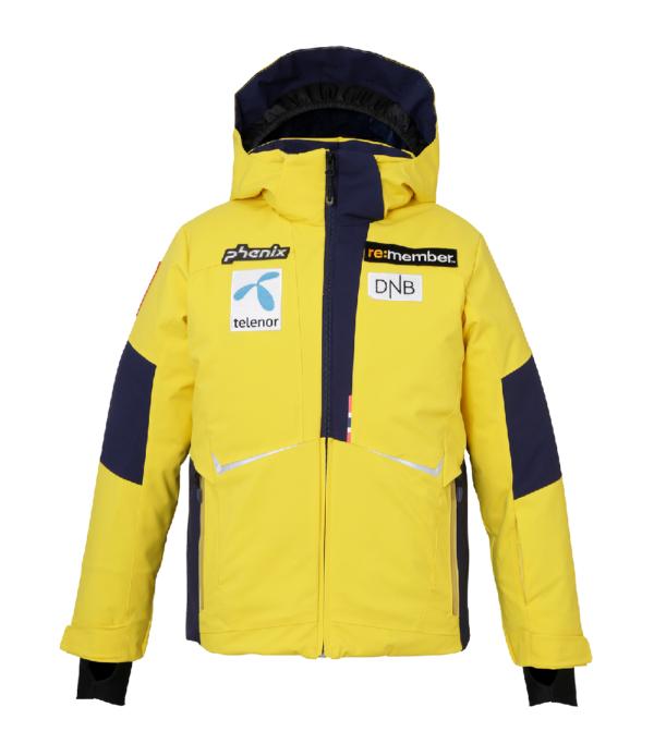 Детская куртка для мальчика Norway Alpine Team - фото 1