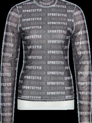 Женская Рубашка с длинным рукавом 07816-50 - фото 11