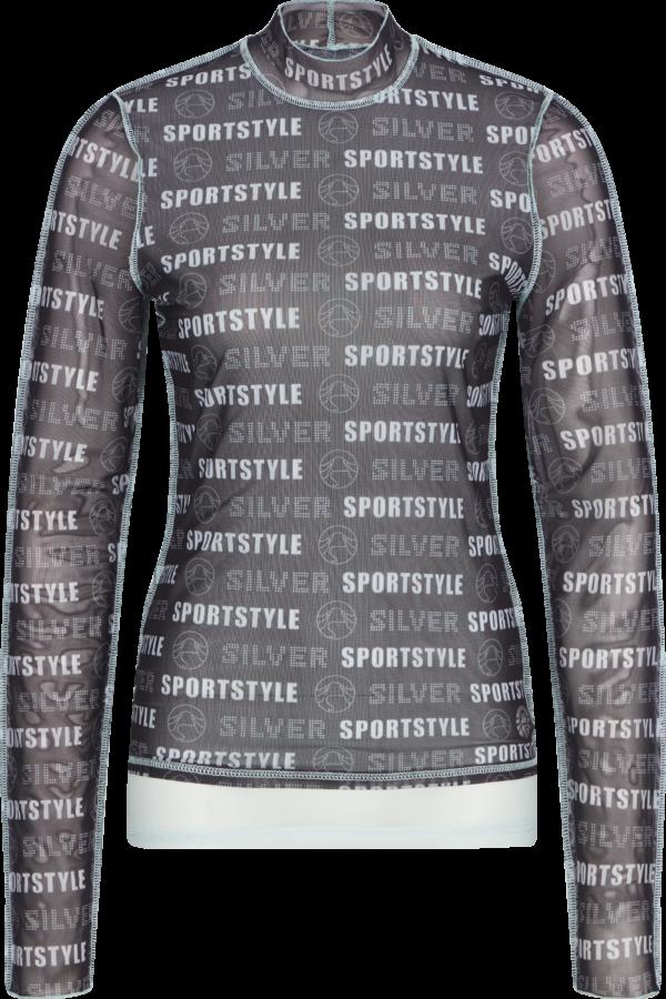 Женская Рубашка с длинным рукавом 07816-50 - фото 1