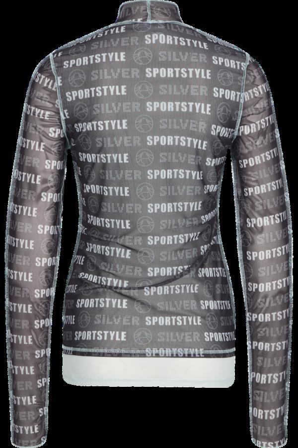Женская Рубашка с длинным рукавом 07816-50 - фото 2