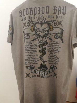 Мужская футболка Scorpion Bay MTC3530 - фото 8