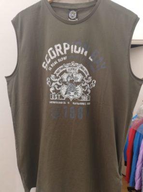Мужская футболка без рукавов Scorpion Bay MTE3975 - фото 13