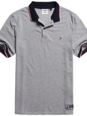 Мужская Рубашка Поло Tipped - фото 7
