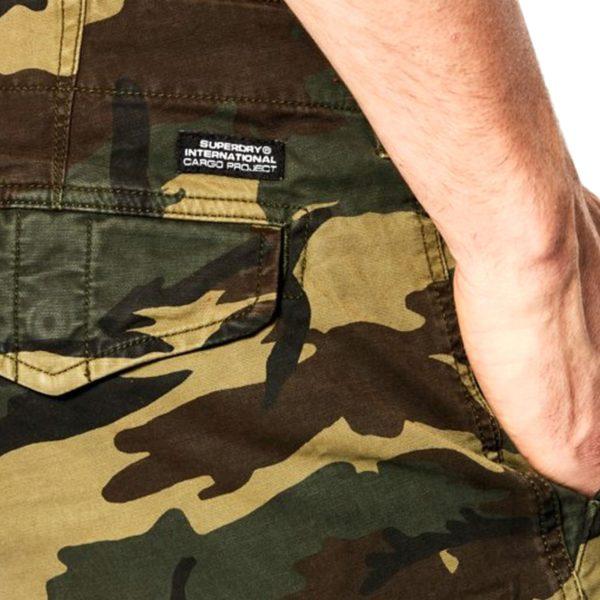 Мужские шорты Core Cargo - фото 3