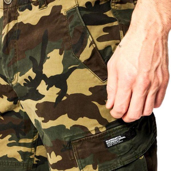 Мужские шорты Core Cargo - фото 2