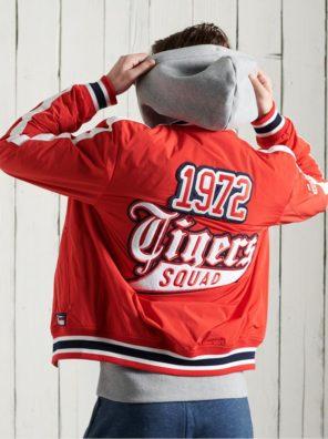 Куртка-бомбер Luxe Collegiate - фото 21