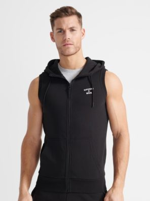 Мужское худи без рукавов Training Core Sport - фото 16
