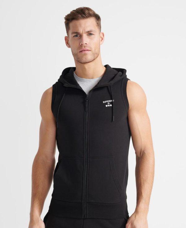 Мужское худи без рукавов Training Core Sport - фото 1