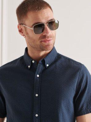 Мужская рубашка SHIRT SS - фото 4