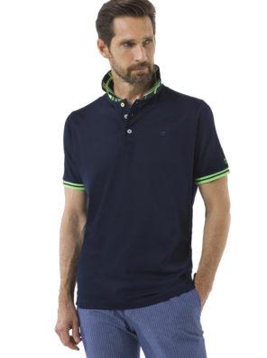 Мужская футболка-поло А358 - фото 7