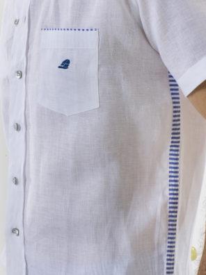 Мужская рубашка С830 - фото 6