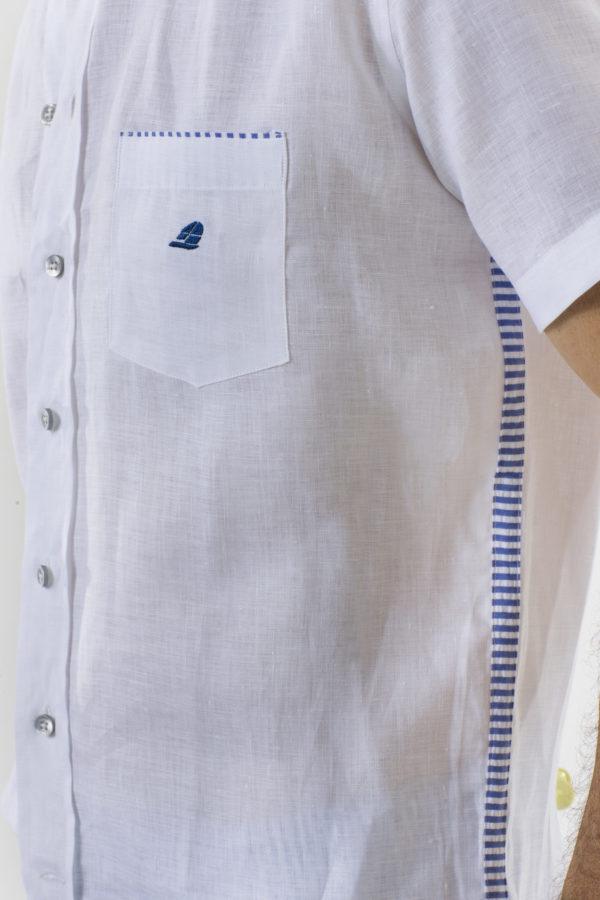 Мужская рубашка С830 - фото 2