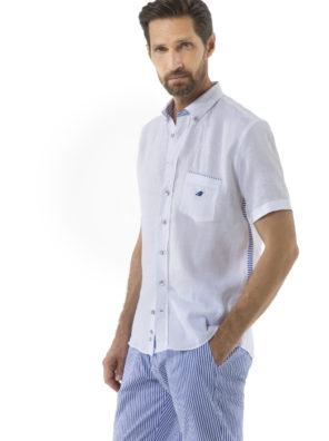 Мужская рубашка С830 - фото 5
