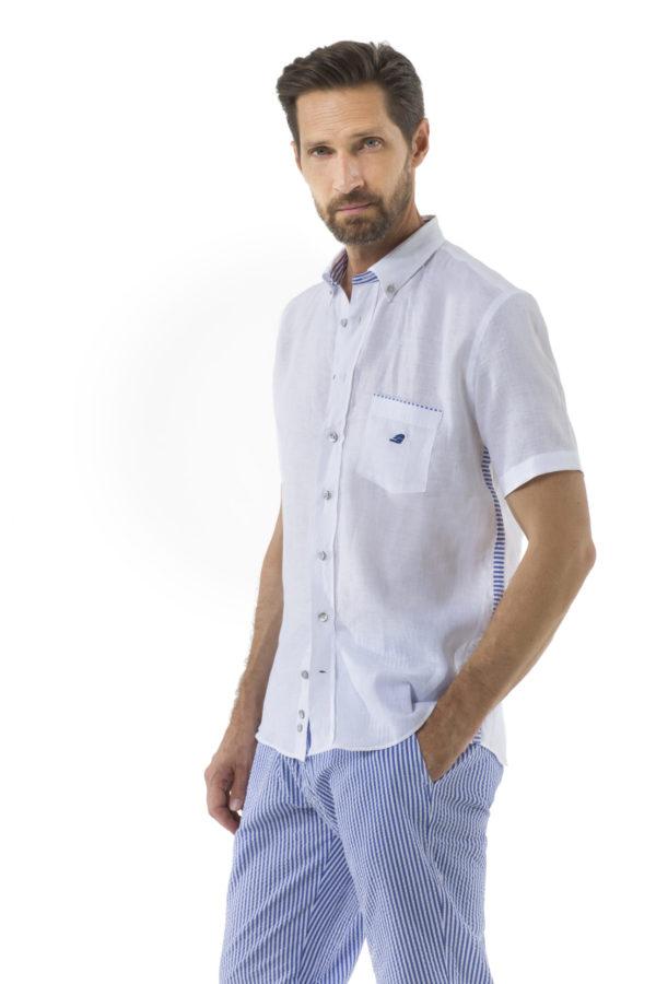 Мужская рубашка С830 - фото 1