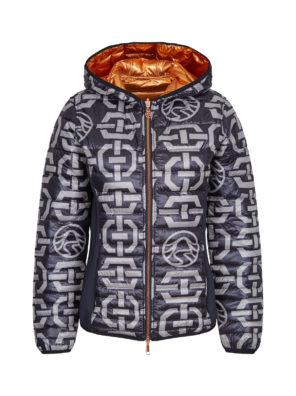 Женская двусторонняя куртка 03705-59 - фото 20