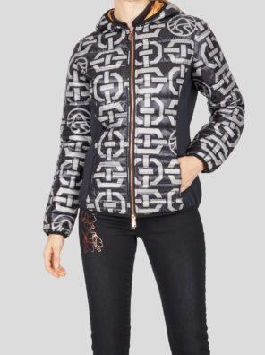 Женская двусторонняя куртка 03705-59 - фото 21