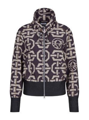 Женская спортивная куртка 23052-59 - фото 18