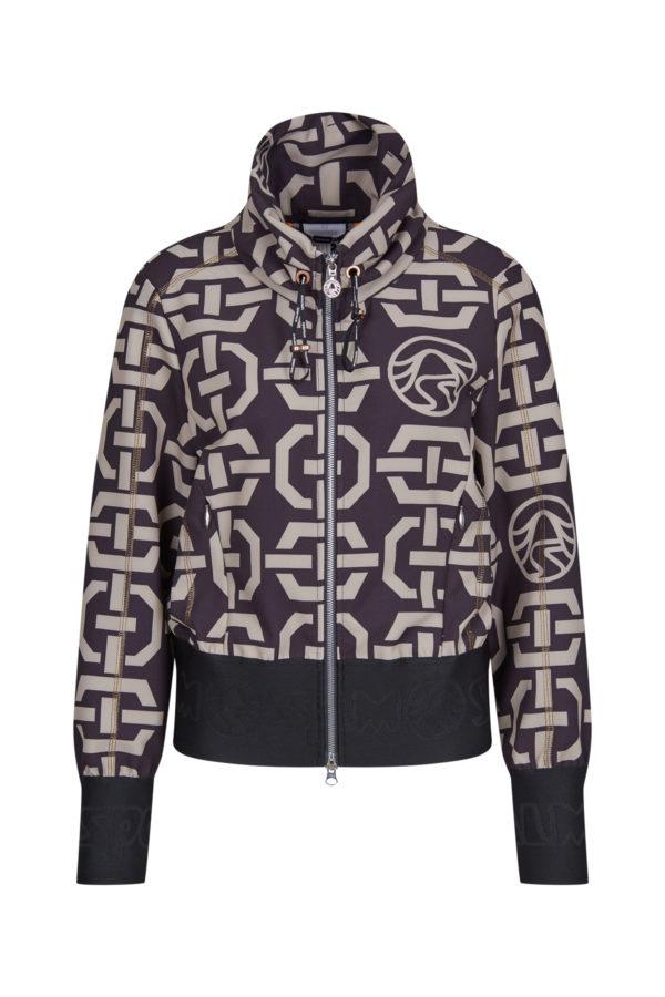 Женская спортивная куртка 23052-59 - фото 1