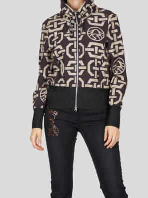 Женская спортивная куртка 23052-59 - фото 19